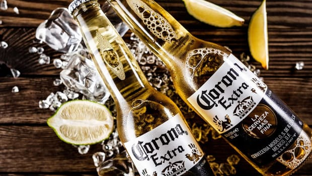 Buy Constellation Brands Down to This Moving Average