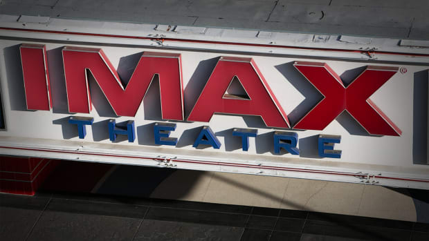 IMAX Blasts Past Wall Street Estimates in First Quarter but Stock Falls