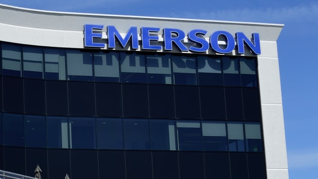 Emerson Shares Rise Amid Analyst Upgrade, Breakup Chatter