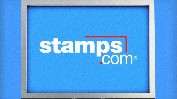 Stamps.com Pops 27% on Forward Guidance