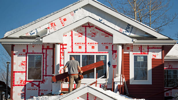 Jim Cramer: Strong March Jobs Report Should Help (Not Hurt) Homebuilder Stocks