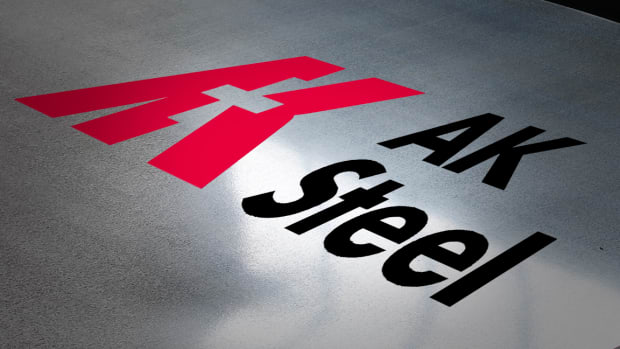 AK Steel Turns Up Despite J.P. Morgan Double Downgrade to Underweight