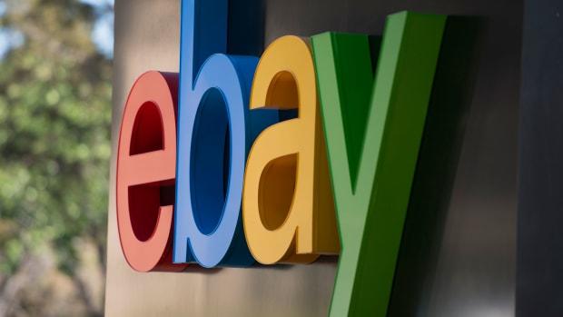 EBay Rises on Earnings and Revenue Beat, Raised Guidance