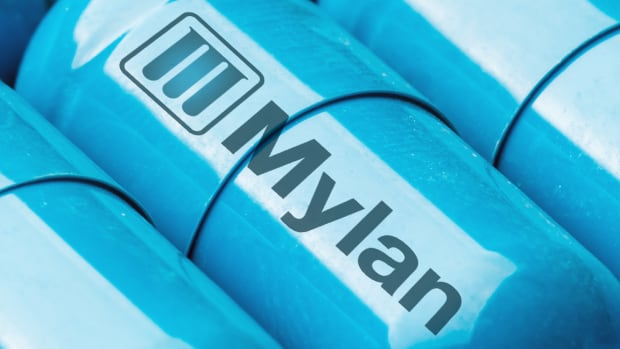 Mylan Posts Stronger-Than-Expected Third-Quarter Profit, Reiterates Forecast