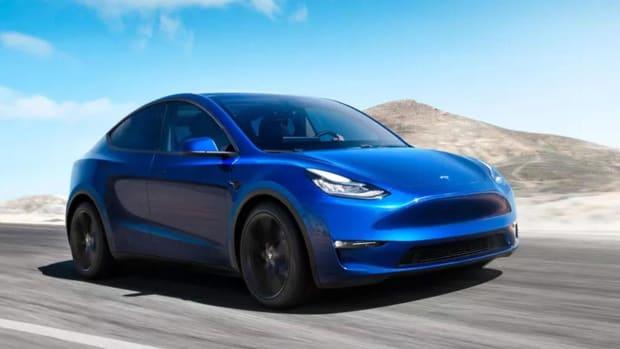 Tesla Rolls Out Model Y Crossover SUV