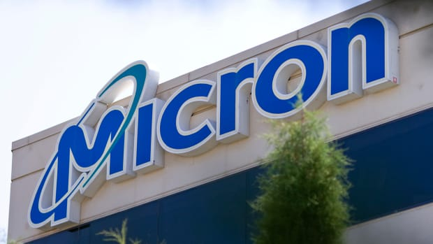 Micron Shares Soar; Chipmaker Is 'Managing for Profitability' Now, Says Analyst