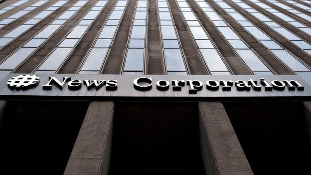 News Corp Considering Sale of News America Marketing Business