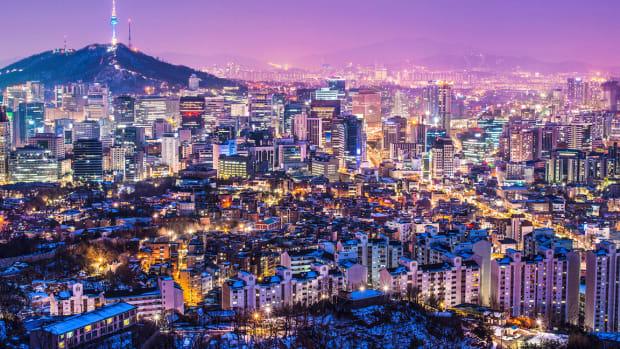 Korea's Fourth Quarter GDP Growth Beats Expectations