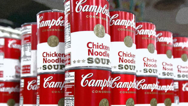 Campbell Soup Cracks Open Solid Fourth Quarter