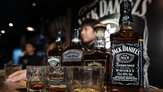 Whiskey Maker's Outlook Cut by Goldman Sachs Because of Tariffs