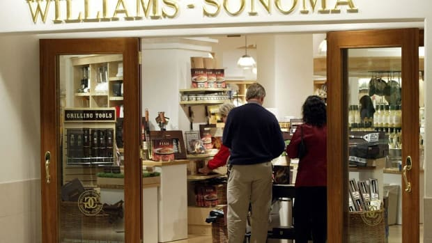 Williams-Sonoma Slides on Third-Quarter Earnings Decline