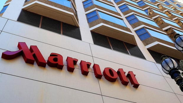 Massive Data Breach at Marriott Pulls Shares Down