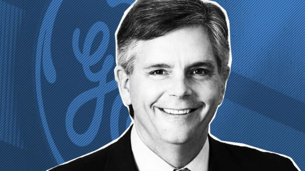 GE Chief Says There's 'No Higher Priority' Than Lowering Debt Levels