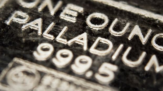 Palladium's Spectacular Rally Isn't Over Yet