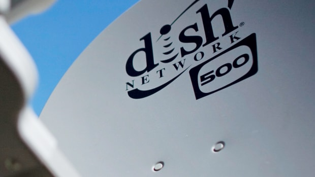 Dish Shares Get Boost Amid Report of Amazon Talks