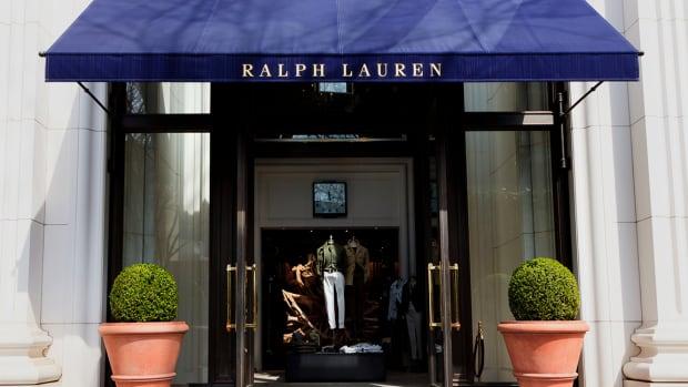 Ralph Lauren Beats Earnings Estimates but Shares Slide