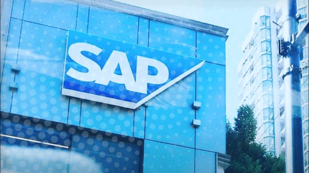 SAP Rises on Pre-Announcement; CEO Stepping Down