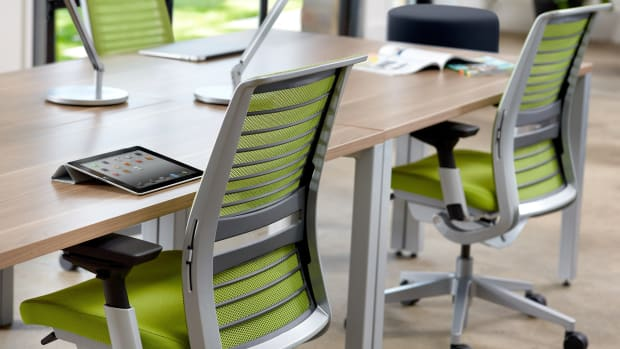 Steelcase Gains After Second-Quarter Earnings Beat