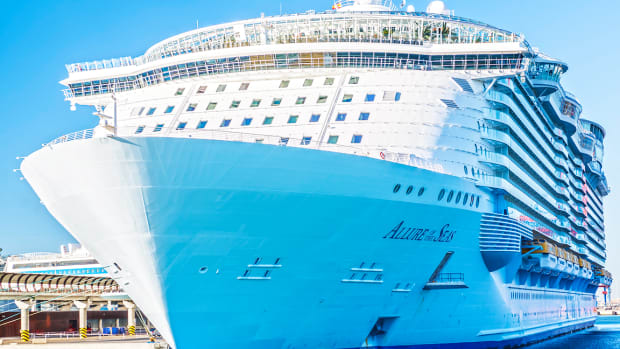 Royal Caribbean CEO: Stock Market Volatility Hasn't Sunk Our Ship