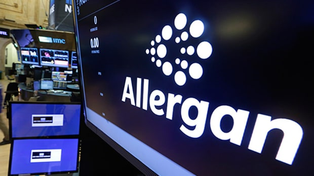 Allergan CEO: We Are Staying in Ireland