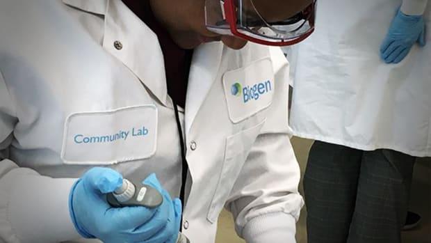 Prepare for Volatility Around Biogen Ahead of Alzheimer's Presentation: Leerink