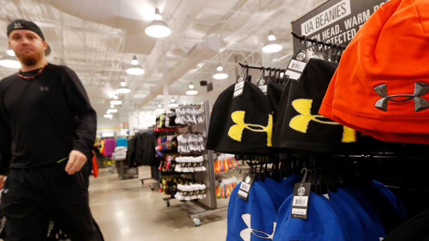 Under Armour Confirms Accounting Probe, Says Practices 'Appropriate'