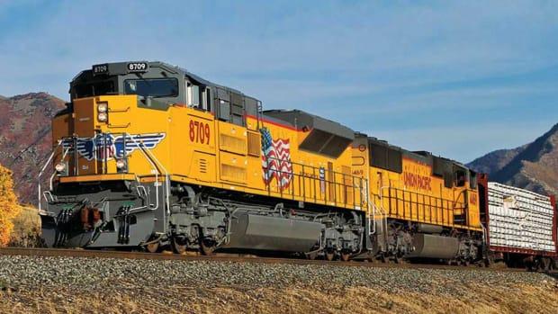 Union Pacific Rises After Fourth-Quarter Profit Tops Estimates