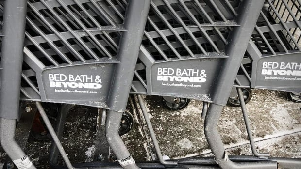 Bed Bath & Beyond's Breakout Points to More Upside in September