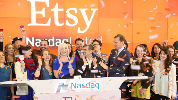 Etsy Explodes 26% After Seller Fee Hike