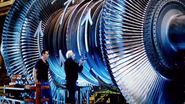General Electric Lagging Guidance and Peers' Results: J.P. Morgan Analyst Tusa