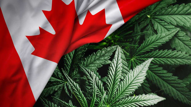 Canopy Growth and 2 Other Pot Stocks to Buy as Canada Legalizes Cannabis