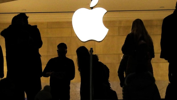 Apple Supplier Stocks Mixed Thursday