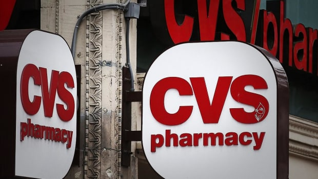 CVS Health Stock Price Target Cut to $65 at SunTrust