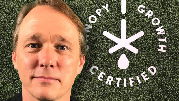 Canopy Growth Fires Co-CEO Bruce Linton