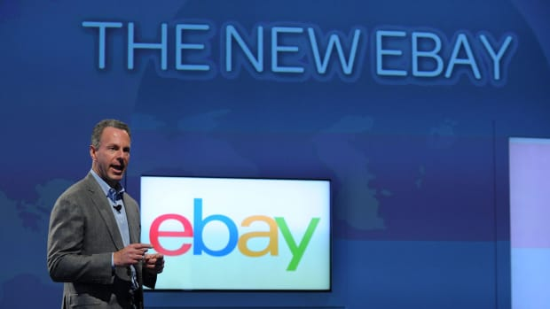 EBay Shares Jump Following Slim Earnings Beat