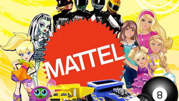 Mattel Expands Toy Partnership With Disney's Pixar Animation Studios