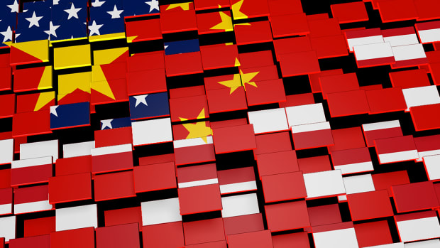 Market Jitters Ease on Fresh U.S.-China Trade Talks