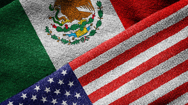 President Trump Renames NAFTA, Reaches Deal With Mexico