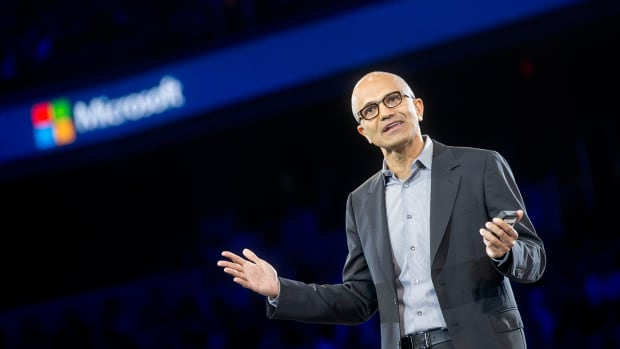 Watch Live: Microsoft CEO Satya Nadella's Developers Conference Keynote
