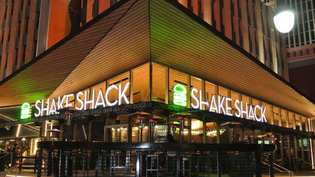 Shake Shack Shares Melt After Revenue Lags Expectations