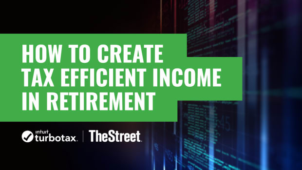 FREE WEBINAR: TheStreet and TurboTax Tackle Tax Tips for Retirees