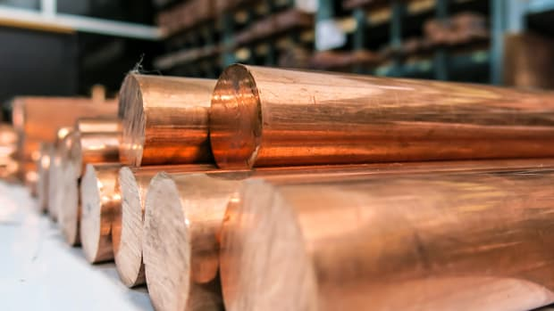 Copper Prices Plummet as Threat of China Trade War Looms
