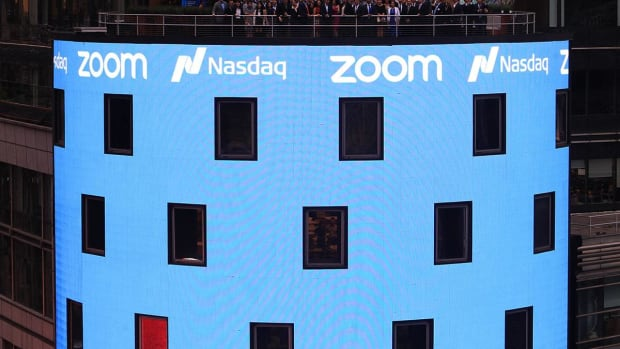 Zoom Video Zooms Downward on Analyst Downgrade to Sell