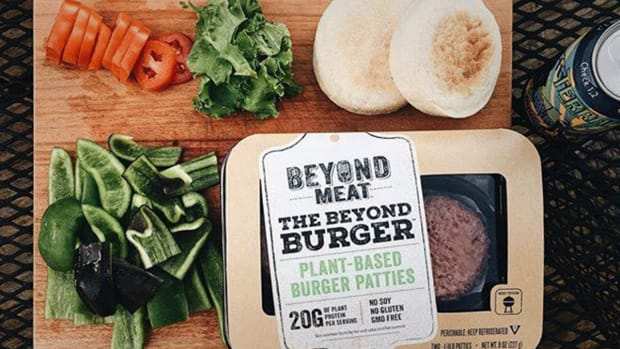 Beyond Meat Rises on Tim Hortons Deal, Offsetting Analyst Downgrade