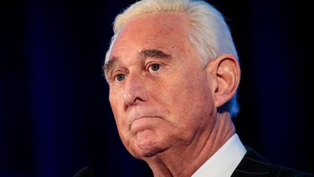 Street Exclusive: Roger Stone Dishes on Arrest, Sen. Warren, Trade War