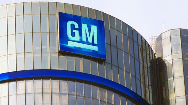 General Motors Shares Bump Higher As Nationwide UAW Strike Hits Day Five