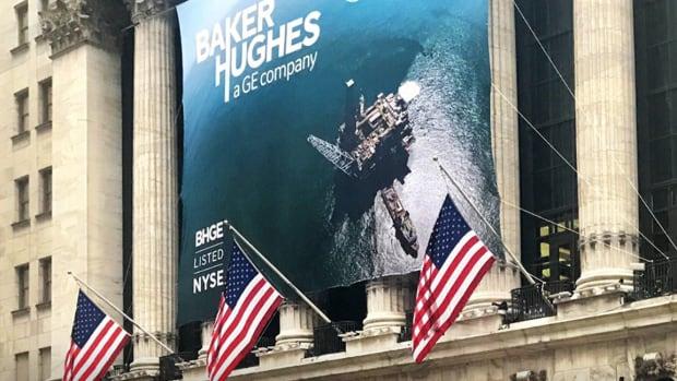 Baker Hughes Shares Slide After General Electric Plans $3 Billion Share Sale