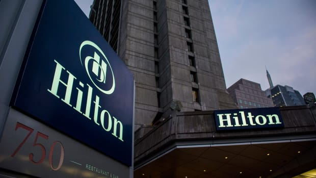 Hilton Tops Q1 Profit Forecast, Bumps 2019 Outlook, as New Rooms Boost Revenues