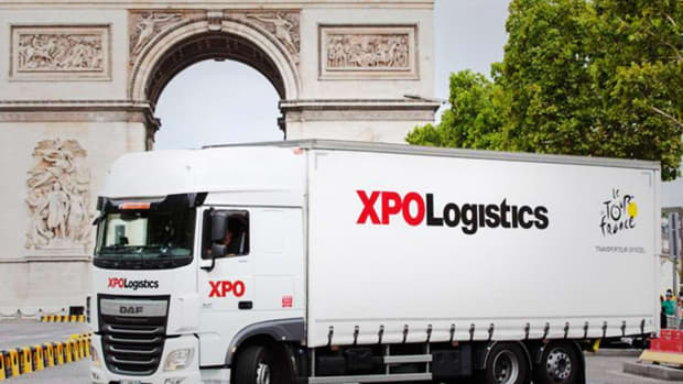 XPO Keeps on Truckin' - Logistics Provider Rises After Second-Quarter Report