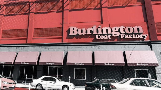 Burlington and TJX Shares Higher After Analyst Upgrade; Other Retailers Lower
